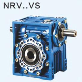 Best NMRV center distance 30 flange input ratio 10:1 single reduction worm gear reducer wholesale