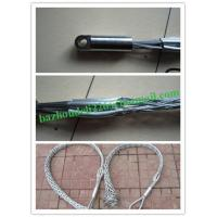 Best galvanization Cable grip,Fiberglass duct rodder,China cable pulling socks wholesale