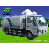 Best China ISUZU Garbage Container,  Refuse Compactor,  Garbage Collector maker wholesale