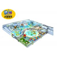 Best Professional Toddler Soft Play Equipment / Children 'S Soft Play Area Equipment wholesale