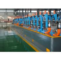 Best High Frequency Welding Pipe Making Machine , Large Diameter Welded Tube Mill wholesale