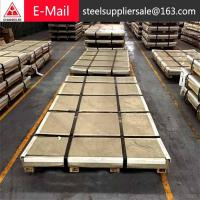 China cutted steel plate price per sheet on sale