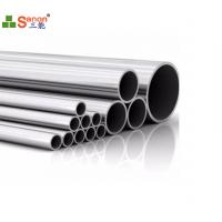 Best 0.25 304 Stainless Steel Welded Tube 0.8mm Thickness For Mechanical Pipeline wholesale