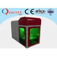 Best Small Size Angle 3D Crystal Laser Engraving Machine wholesale