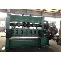 Buy cheap Expanded Metal Mesh Making Machine 50 X 20mm LWD / SWD Mesh Hole Size from wholesalers