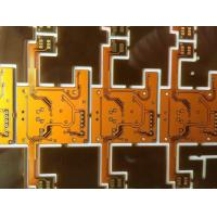 Cheap 2 layer Ployimide Rigid Flex Printed Circuit Boards  ENIG Surface finish for sale