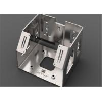 Best Sheet Metal Fabrication Metal Stamping Parts , Sheet Metal Components Stable wholesale