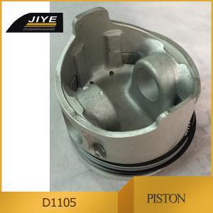 China 16060-21114 Kubota D1105 engine parts piston ring piston 87mm on sale