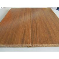 Best Click lock Carbonized Strand Woven Bamboo Flooring wholesale