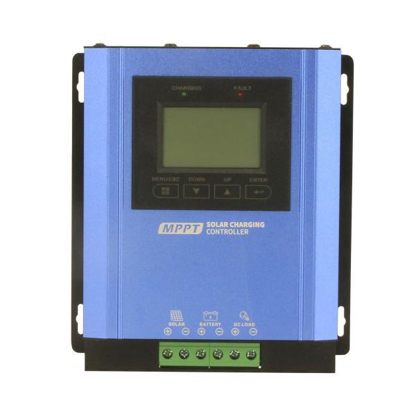 Cheap Senhulike 40A Solar Charge Controller MPPT Charger 12V 24V 36V 48V Solar Controller MPPT for sale