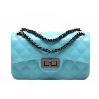 Best Durable Waterproof Silicone Beach Jelly Bag , Casual Clutch Bags For Female wholesale