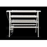 Best 72 Holes PVC Pipe Hydroponic System Grow Nutritious Products Rapidly Efficiently wholesale
