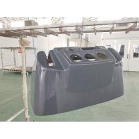 Best Standard Size Fiberglass Tractor Parts Fiberglass Engine Cover ISO9001 wholesale