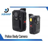 Best 140 Degree Wide Angle Audio Detection Police Body Cameras with Night Vision wholesale