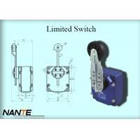 Best Bigger Plastic Wheel Swing Arm Rotary Electric Wire Rope Hoist Limited Switch 1.155 Weight wholesale