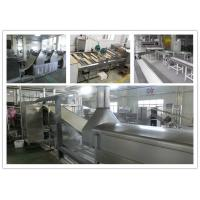 Best Fried / Non - Fried Instant Noodle Making Machine 3 Tons - 14 Tons / 8 Hour wholesale