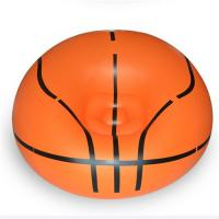 Best Basketball inflatable sofa / air chair,inflatable sofa air bed wholesale