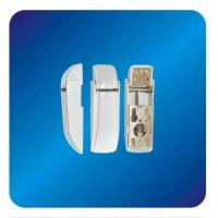 Chest Steel Freezer Door Hinges with ABS White or grey Cover 60 - 100L 2.6 - 3.0mm