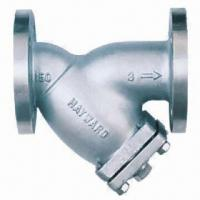 Buy cheap Strainer in Y Type from wholesalers