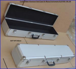 Best Hard Shell Rifle Case , Aluminium Rifle Case With Sponge And Safe Locks wholesale