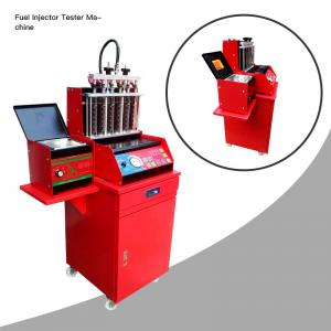 Best 100W Ultrasonic Fuel Injector Cleaning Machine HW-6D LED Display CE wholesale