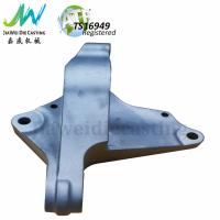 Best AL Die Cast Auto Parts , Diecast Aluminium Alloys Engine Mount Bracket wholesale