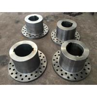Best AISI 1045 AISI 4140 AISI 4340 42CrMo4 Forged Forging Steel Sugar Mill Flange Couplings wholesale