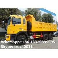 Best China high quality hot sale 6*4 30ton JAC dump truck, factory direct sale JAC  brand 25tons-35tons dump tipper truck wit wholesale