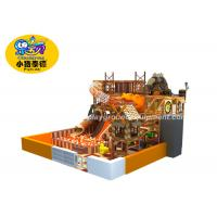 Best Professional Commercial Indoor Toddler Playground Amusement Park Equipment Sets wholesale