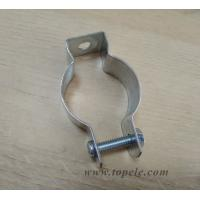 Cheap Pipe Support Galvanized BS4568 GI Conduit Hanger For Electrical Contrustion for sale