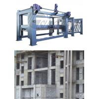 Best Hydraulic Vertical AAC Block Cutting Machine for AAC Production Line Electric Capacitance 18kw wholesale