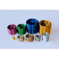 Best M7*1 stainless steel wire thread inserts wholesale