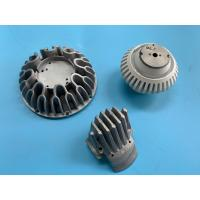 China OEM\ODM Zinc Die Casting Products Smooth Surface​ For Aluminum Heat Sink on sale