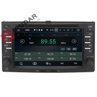 Best 6.2 Inch Android Compatible Car Stereo Touch Screen , Kia Sportage Dvd Player Support OBD wholesale