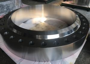 Best ASME SA-182 Gr.F321H,FVC Forging,RTJ HB (Nut Stop),Steel Flanges For Chemical Industry application wholesale
