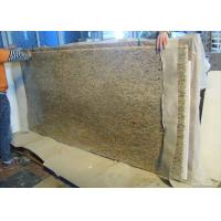 Cheap Natural Stone Granite Countertops , Giallo Santa Cecilia Custom Granite for sale