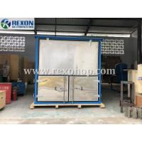 China Weather Proof Type Vacuum Heating Treatment Electric Insulating Oil Purifier Machine 9000LPH on sale