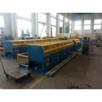 China PLC Logic Control High Speed Wire Drawing Machine For Spring Wire LZ9 / 600 on sale