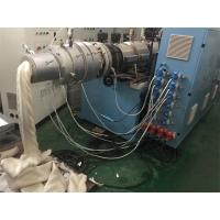 Best 100KW Install Power PVC Pipe Production Line 150 - 250kg/h Production Capacity wholesale