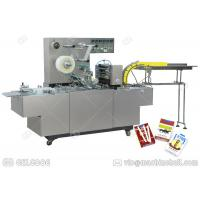 Best GGB-200A Cellophane Packaging Machine , Henan GELGOOG Carton Box Wrapping Machine wholesale