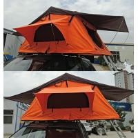 Best Off Road 4 Person Roof Top Tent Easy Assembling 233*140*123cm Inner Size wholesale