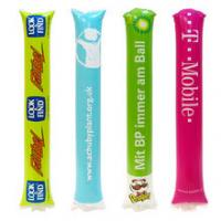 Best Advertising Promotional PE Inflatable Cheering Sticks wholesale