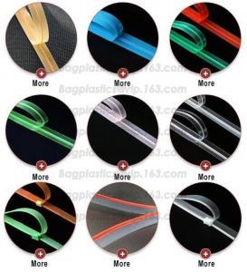 Best Plastic Slider Bag Vacuum Horizontal , Ziploc Slider Storage Bags wholesale