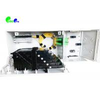 Best FTTH Optical Distribution Frame Hub Cabinet Multi Optical Terminal Box For Building wholesale