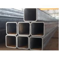 China ASTM A500 Q195 Q215 Rectangle ERW Steel Structural Tube Seamless For Building Cold - Formed on sale