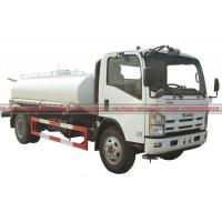 Best ISUZU Truck with 8000Liters Water Tank, 8Tons ISUZU Water Truck, ISUZU Drinking Water Truck, Potable Water Tanker wholesale