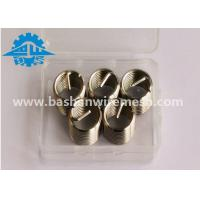 Best High Strength Standard UNC Wire thread inserts by xinxiang bashan wholesale