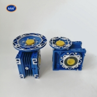 China Aluminium Alloy 1440rpm Worm Gear Speed Reducer on sale