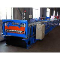 Best Metal Rolling Shutter Door Machine 12-15m/Min , Door Frame Making Machine wholesale