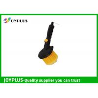 China Water Flow Car Brush Car Brush With Telescopic Handle on sale